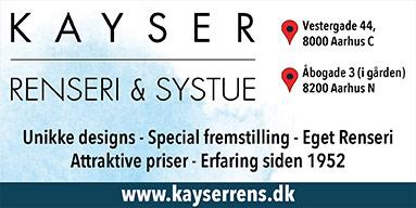 b7482dfa5eae Kayser Renseri   Systue - Støtteklubben